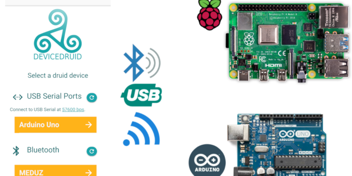 V3 Released: Raspberry Pi, nRF Bluetooth, Android app and more